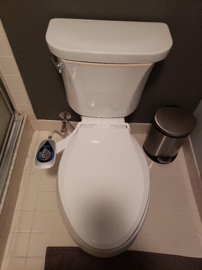 Pompano Beach, FL - Master/guest bath toilet installation