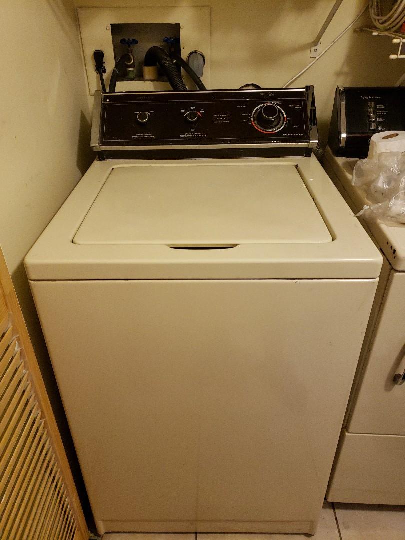 Davie, FL - Whirlpool washer not dispensing cold water