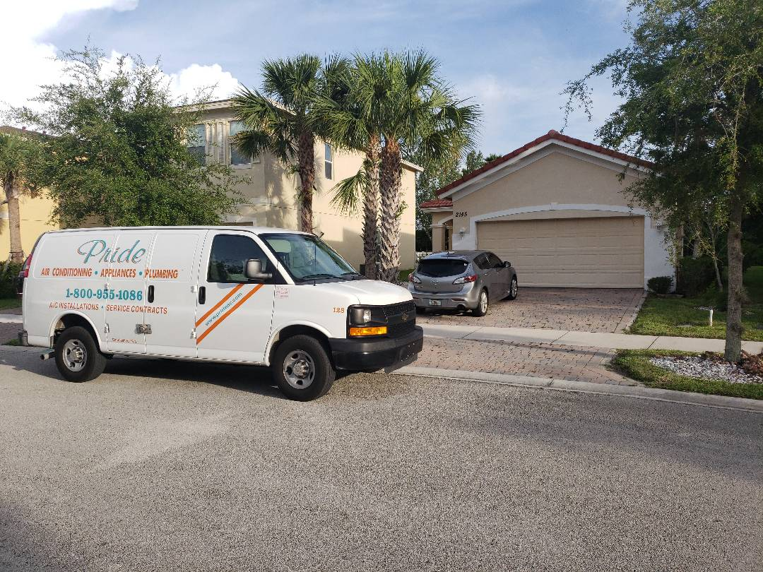 Install of a new 3 ton Trane Air Conditioning System