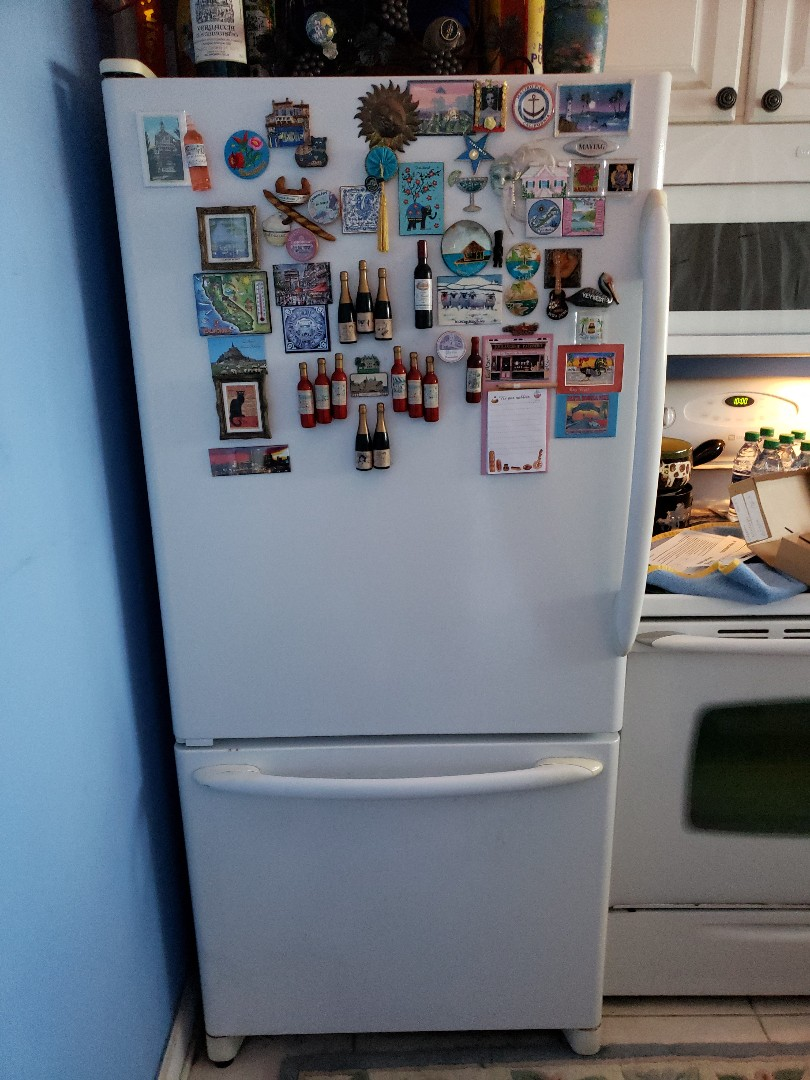 Fort Lauderdale, FL - Refrigerator out