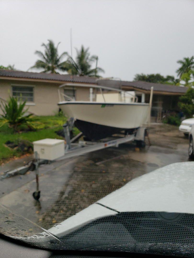 Hollywood, FL - AC no cool.  We fixed the ac ..now the customer can go fishing