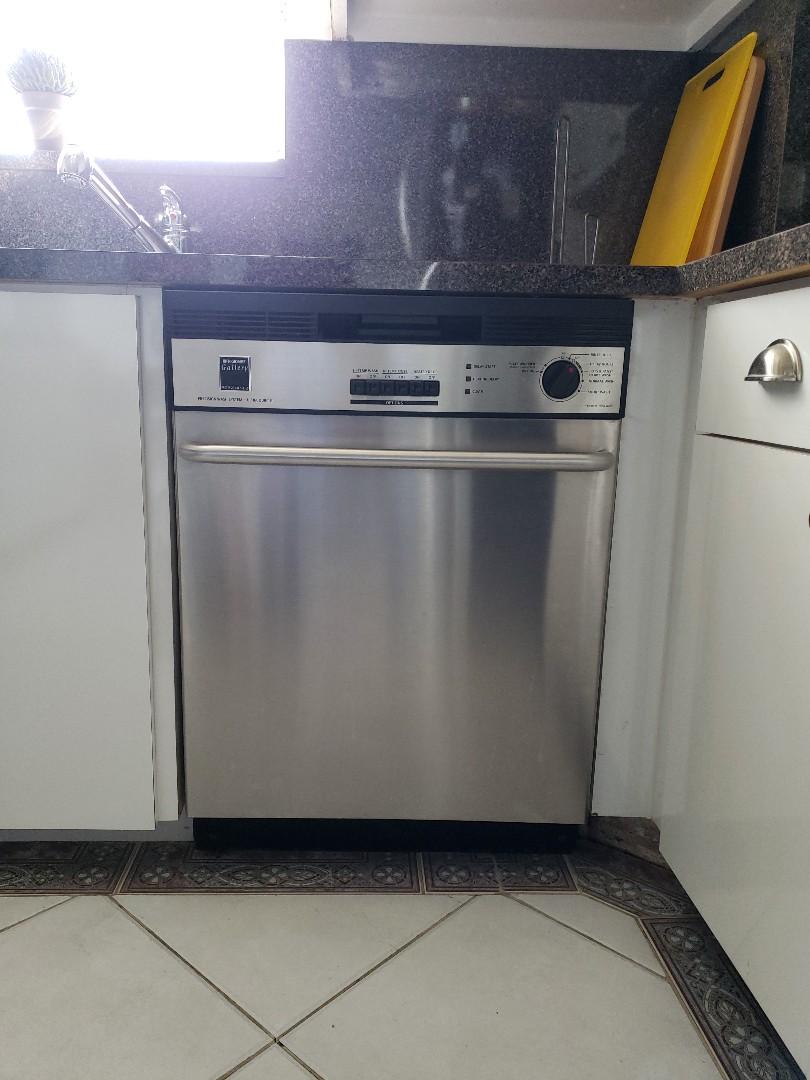 Frigidaire dishwasher out