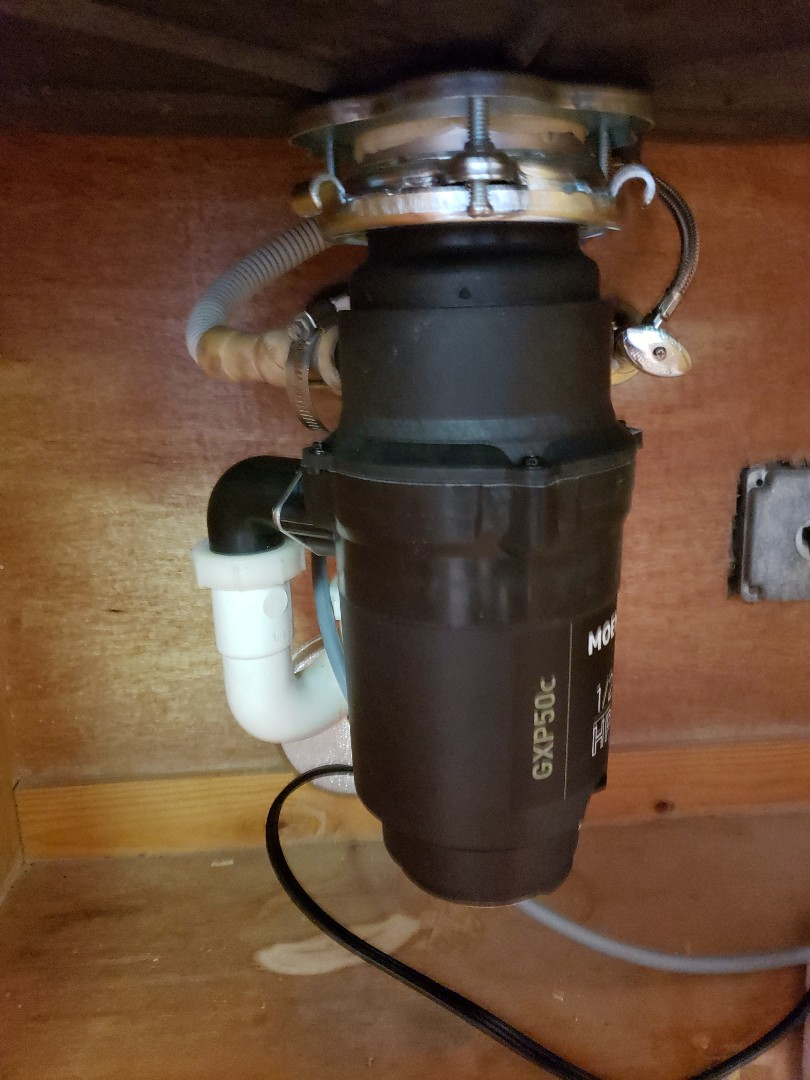 Fort Lauderdale, FL - Garbage disposal leaking