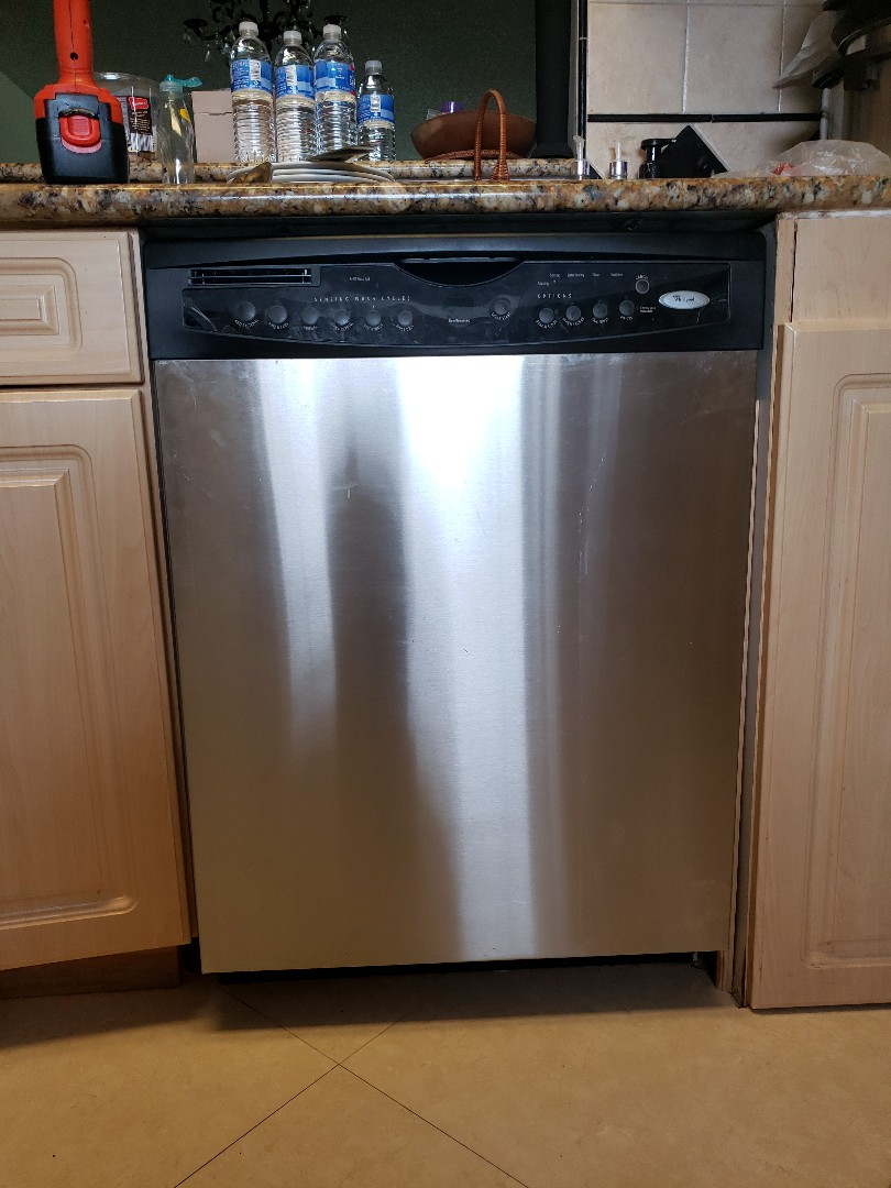 Pembroke Pines, FL - Dishwasher out