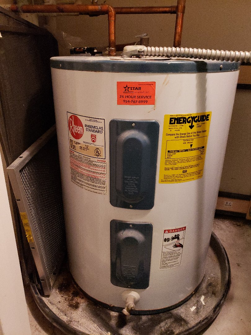 Deerfield Beach, FL - Water heater nt working properly