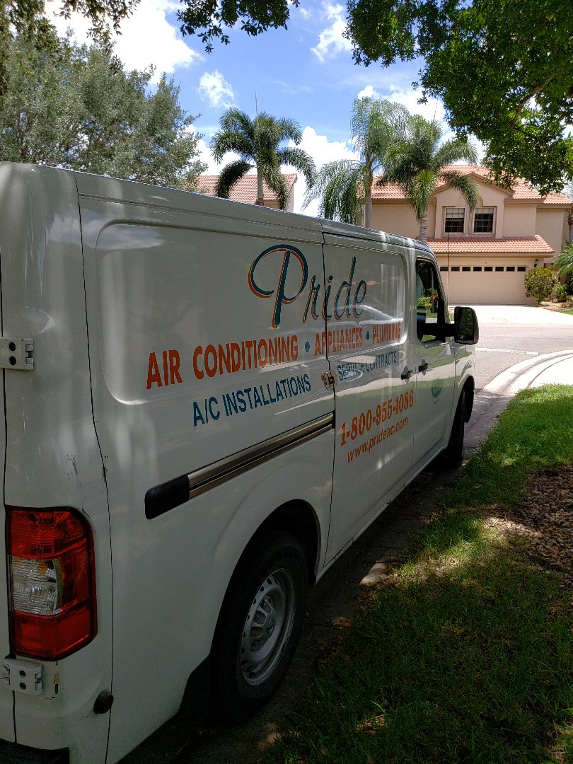 Plantation, FL - Customer garbage disposal out..