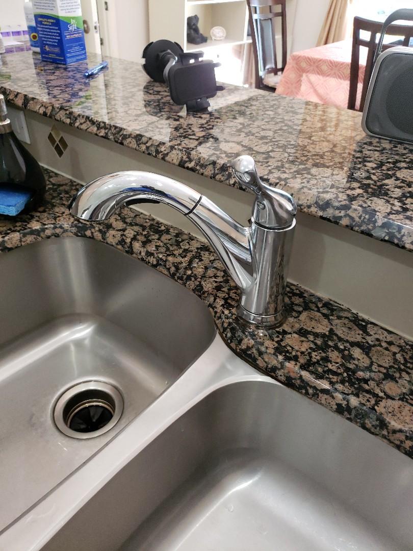 Pompano Beach, FL - Kitchen sink fct parts installation