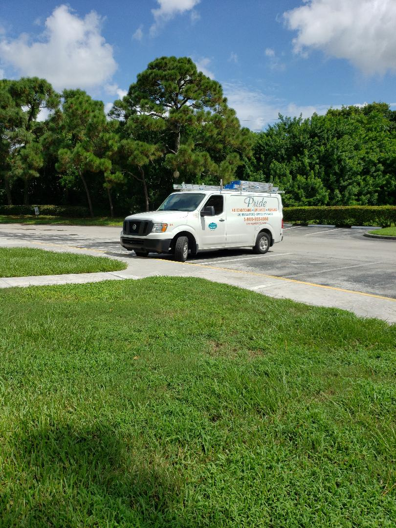 West Palm Beach, FL - Air conditioning