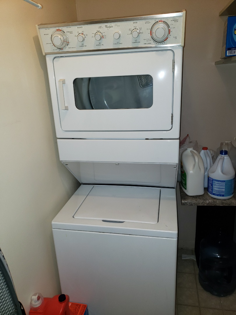Boca Raton, FL - THE TECHNICIAN IS REPAIRING A WHIRLPOOL DRYER.