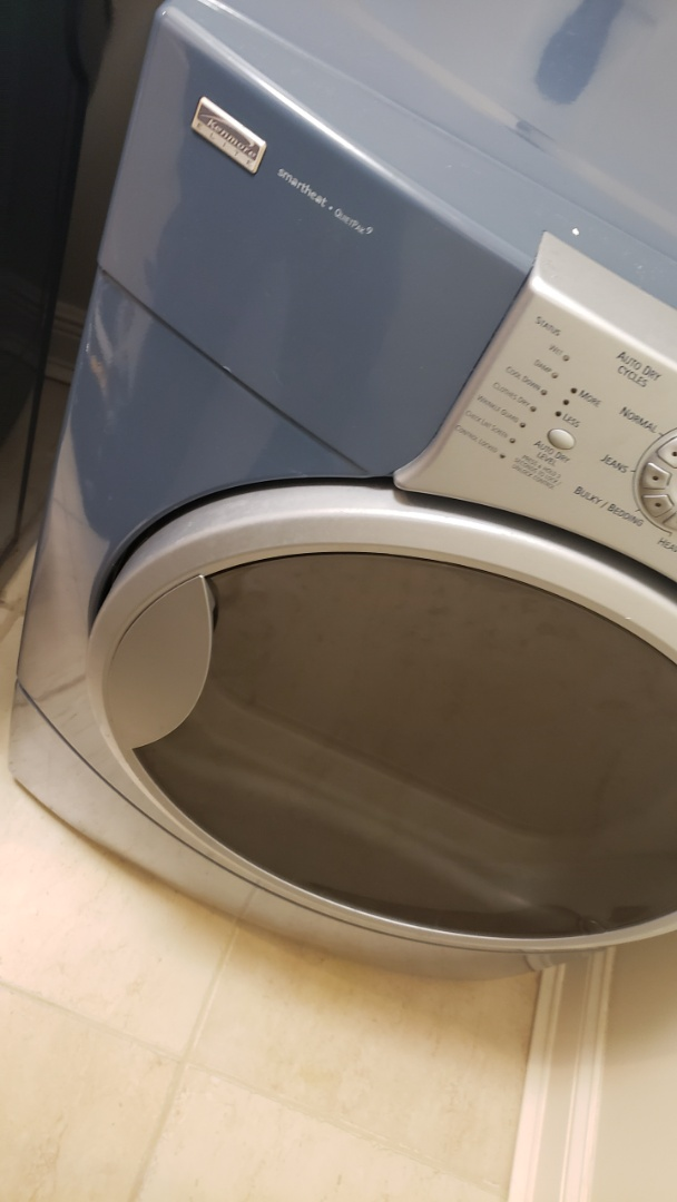 KENMORE DRYER REPAIRED