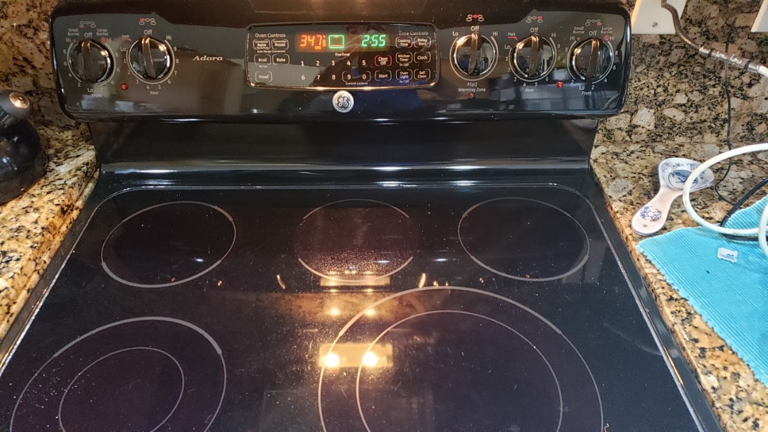 GE CONVENTION OVEN REPAIRED