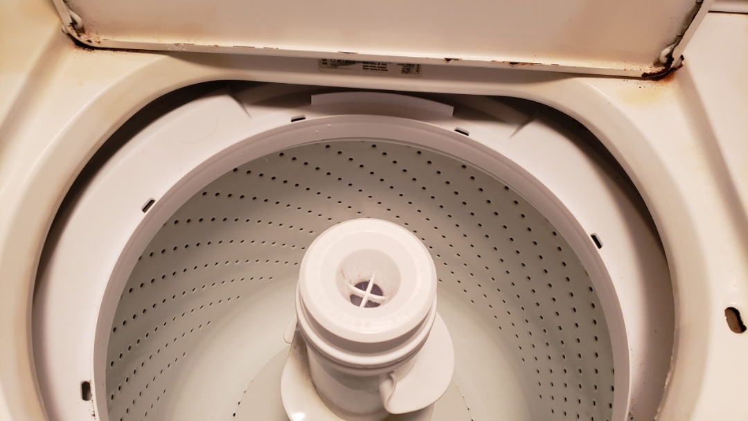 WHIRLPOOL WASHER REPAIRED