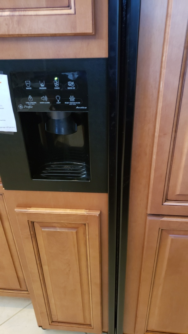 GE REFRIGERATOR REPAIRED