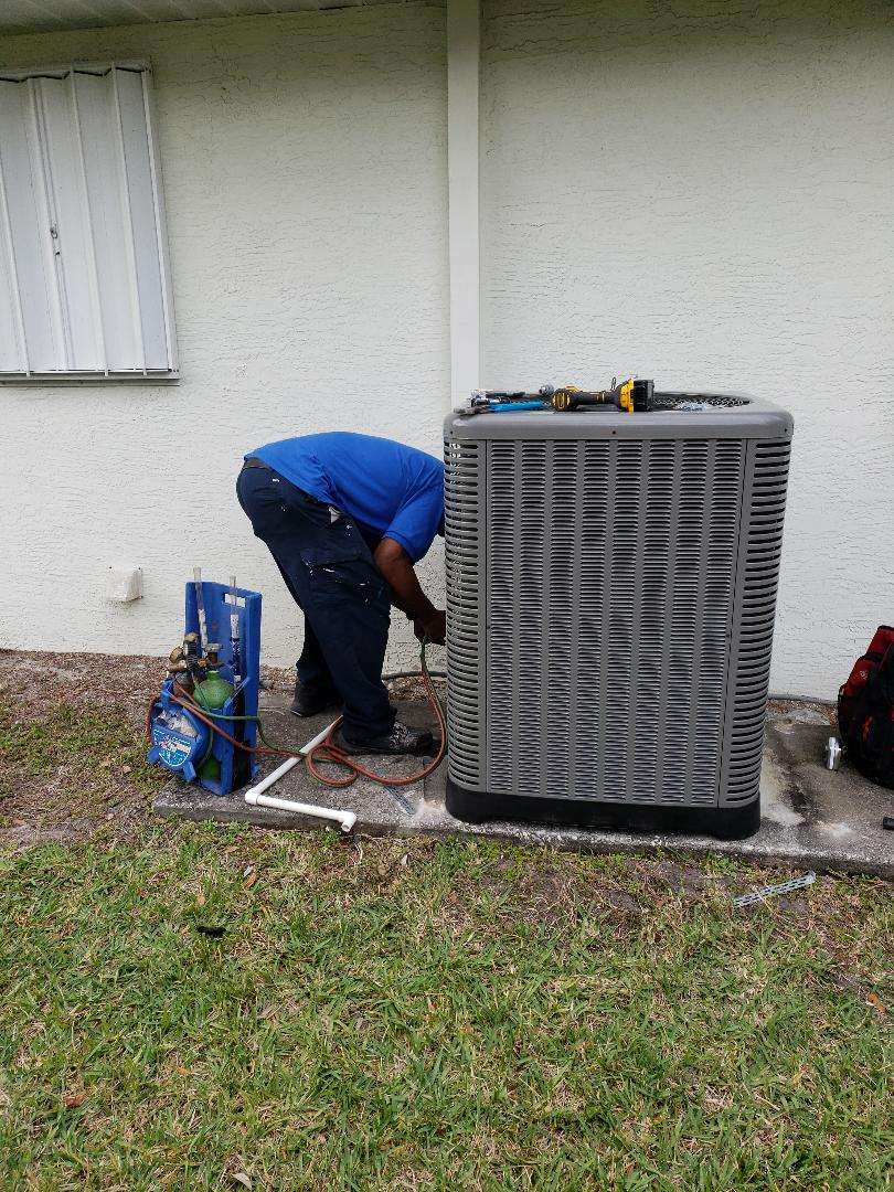 Another professional install in Port Saint Lucie