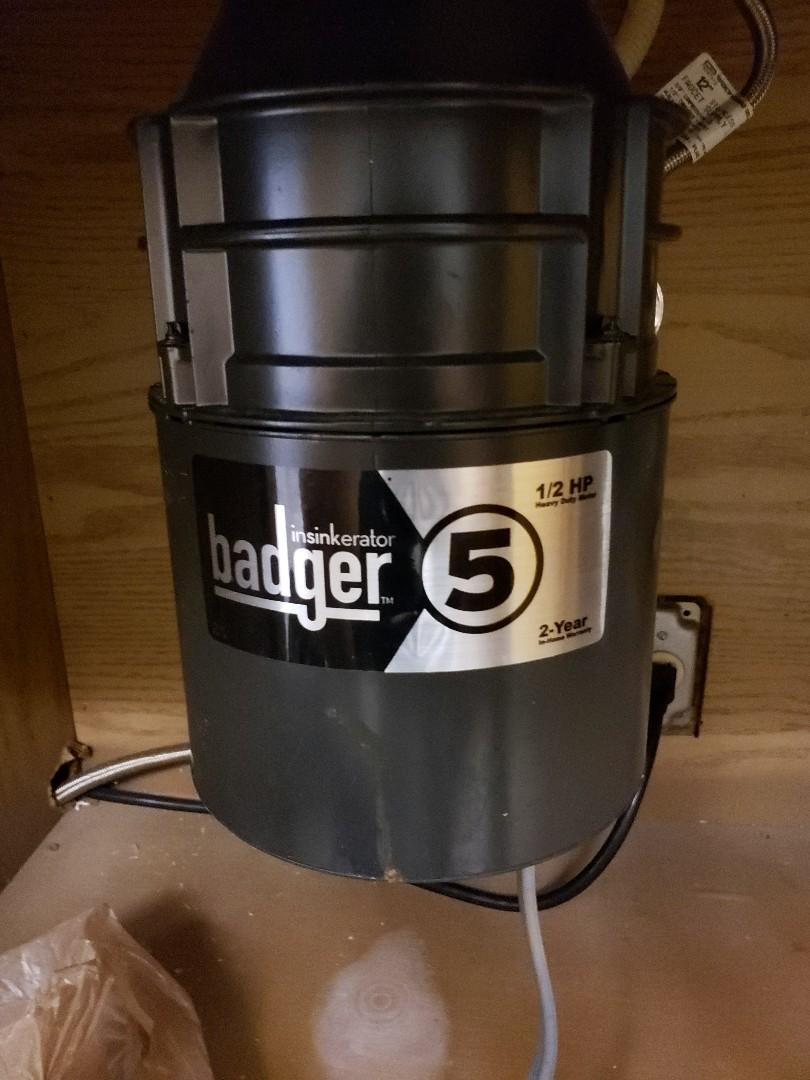 Davie, FL - Disposal replacement