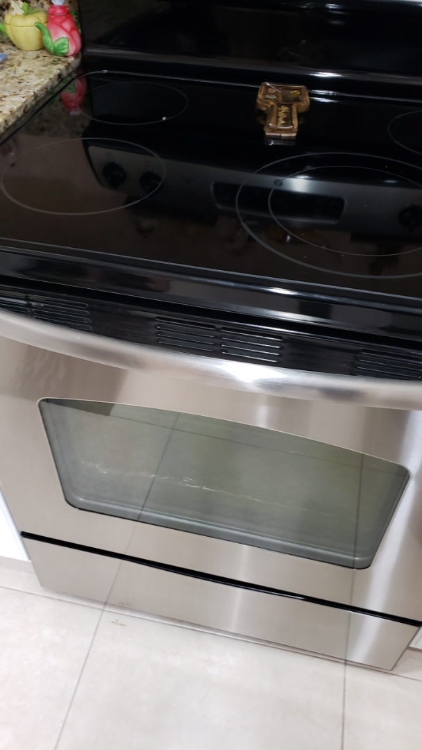 Boynton Beach, FL - GE OVEN REPAIRED