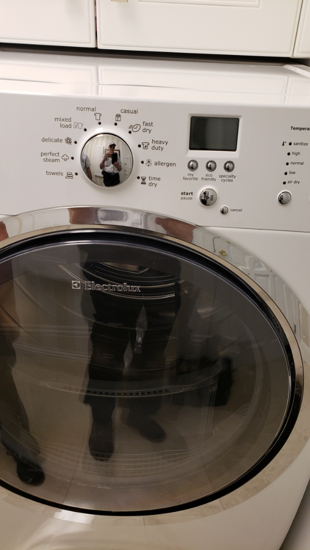 Delray Beach, FL - ELECTROLUX DRYER REPAIRED