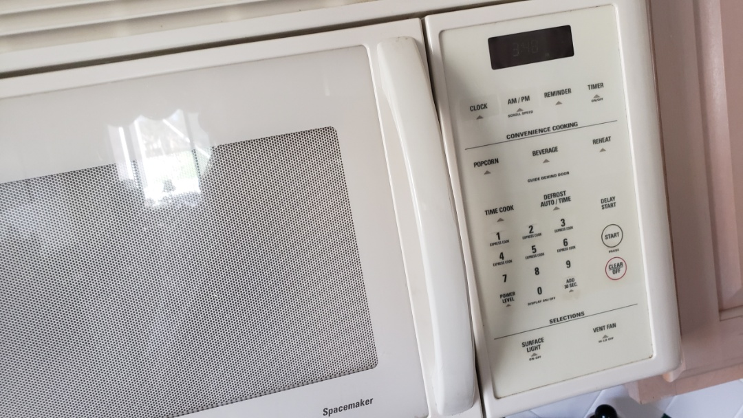 West Palm Beach, FL - GE MICROWAVE REPAIRED