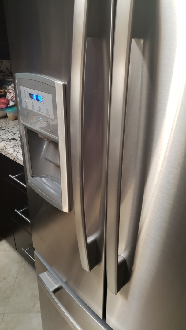 Boynton Beach, FL - GE REFRIGERATOR REPAIRED