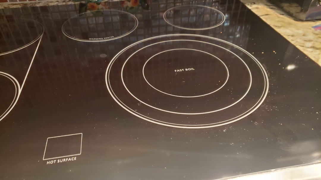 Wellington, FL - ELECTROLUX  COOKTOP REPAIRED