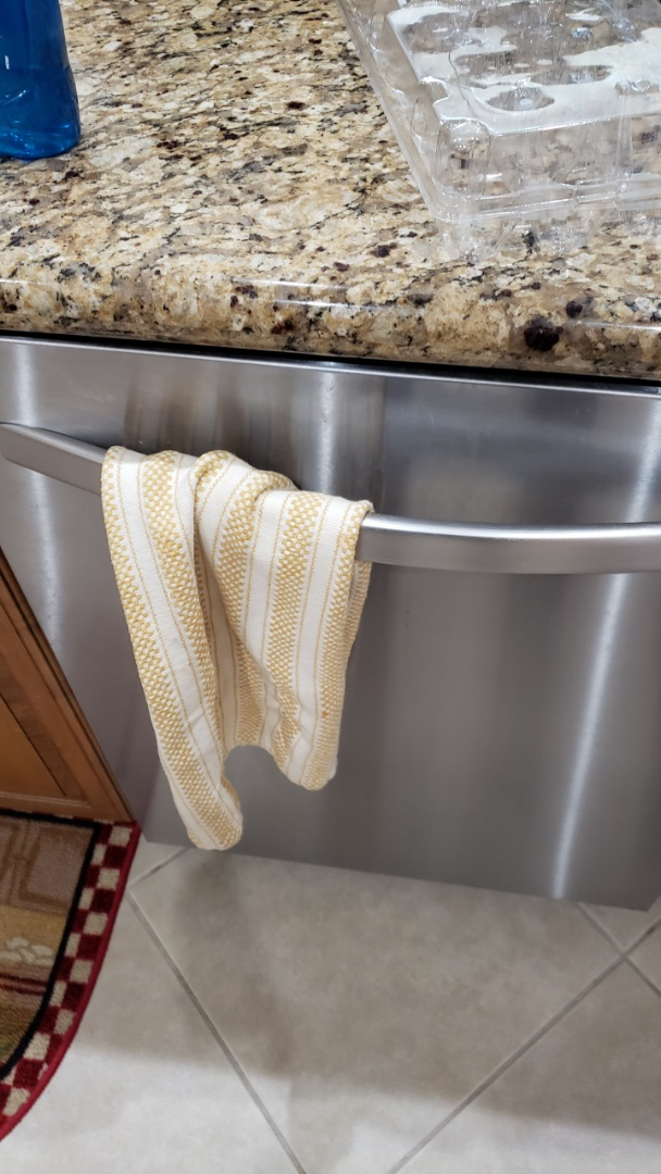 KENMORE DISHWASHER REPAIRED