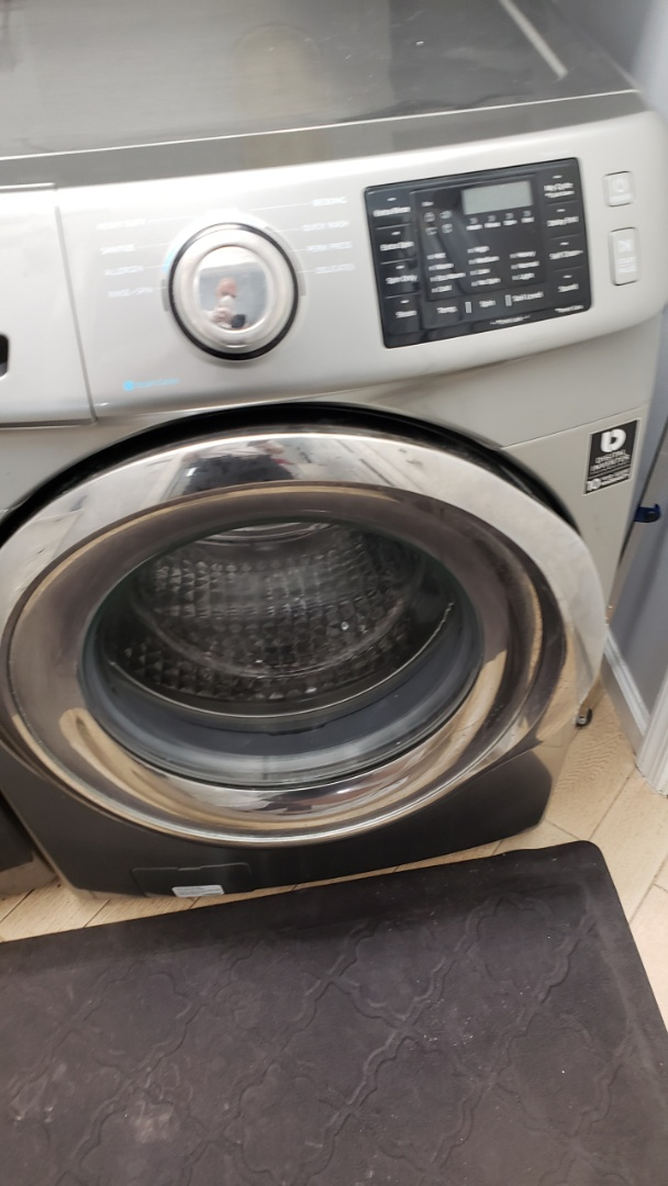 SAMSUNG WASHER REPAIRED