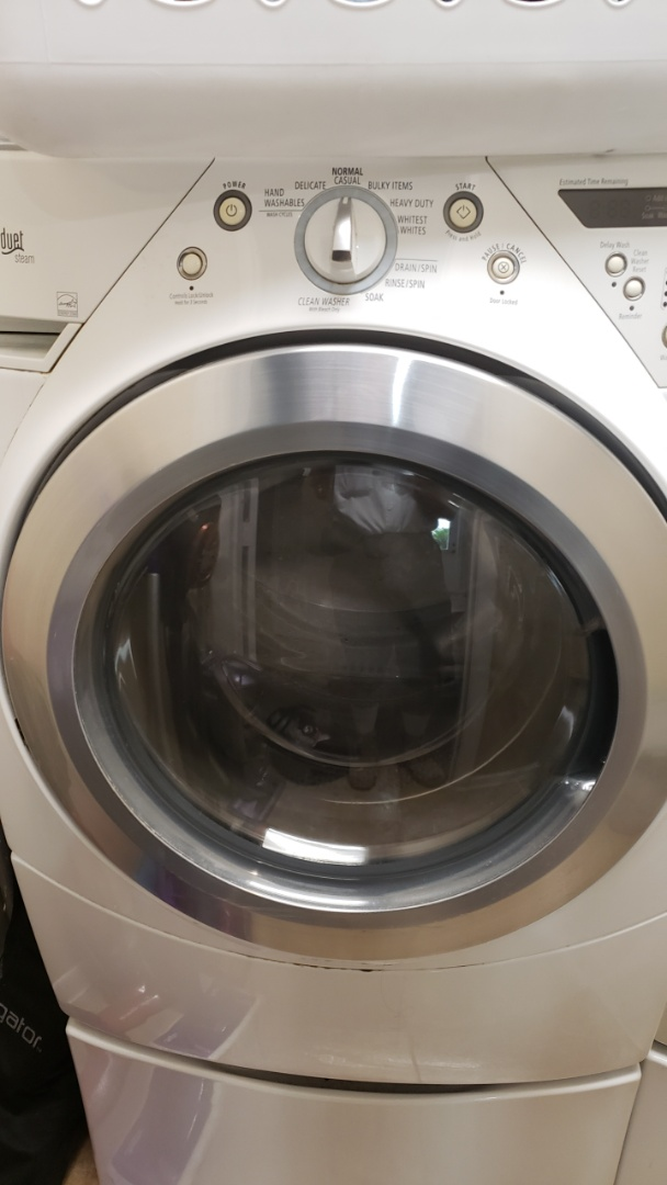 Lake Worth, FL - WHIRLPOOL FRONT LOAD WASHER REPAIRED