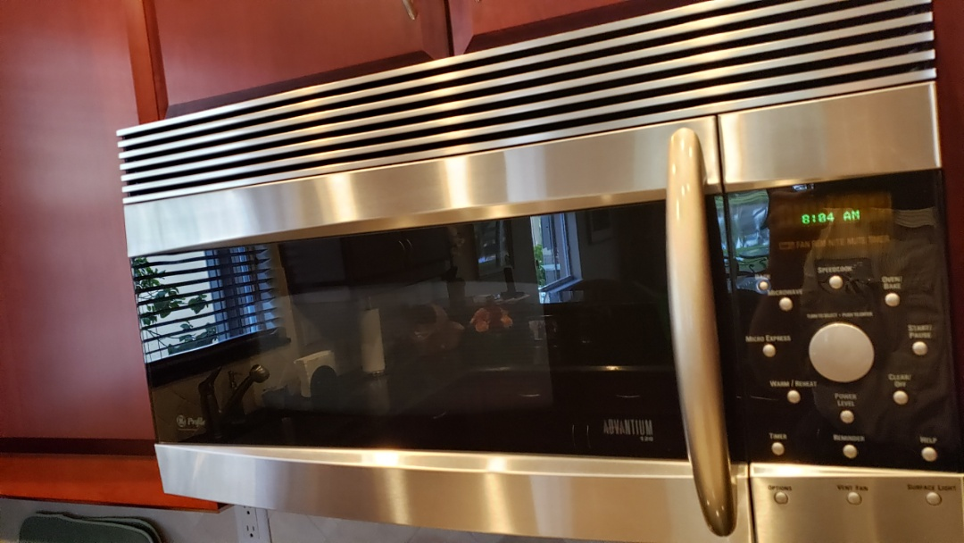 Delray Beach, FL - SAMSUNG MICROWAVE REPAIRED