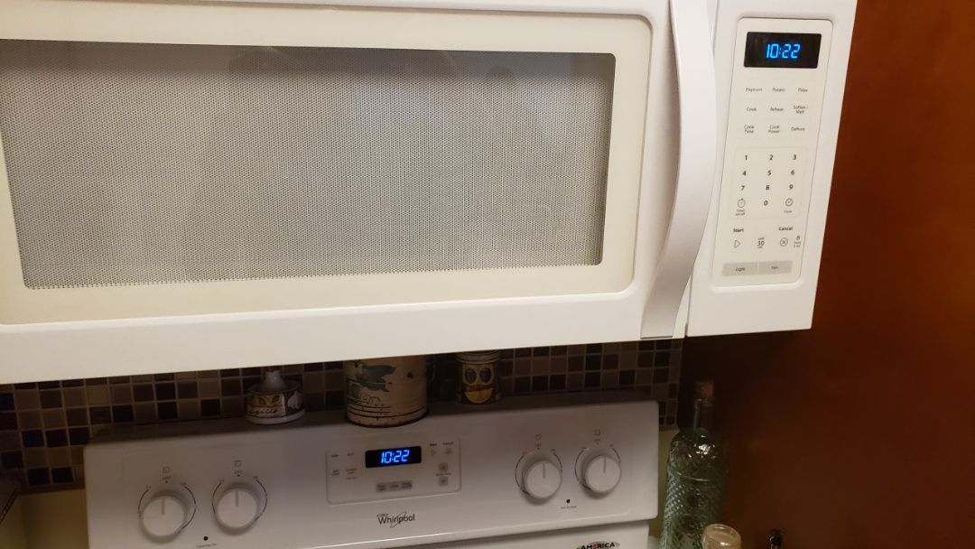 Boynton Beach, FL - GE MICROWAVE REPAIRED