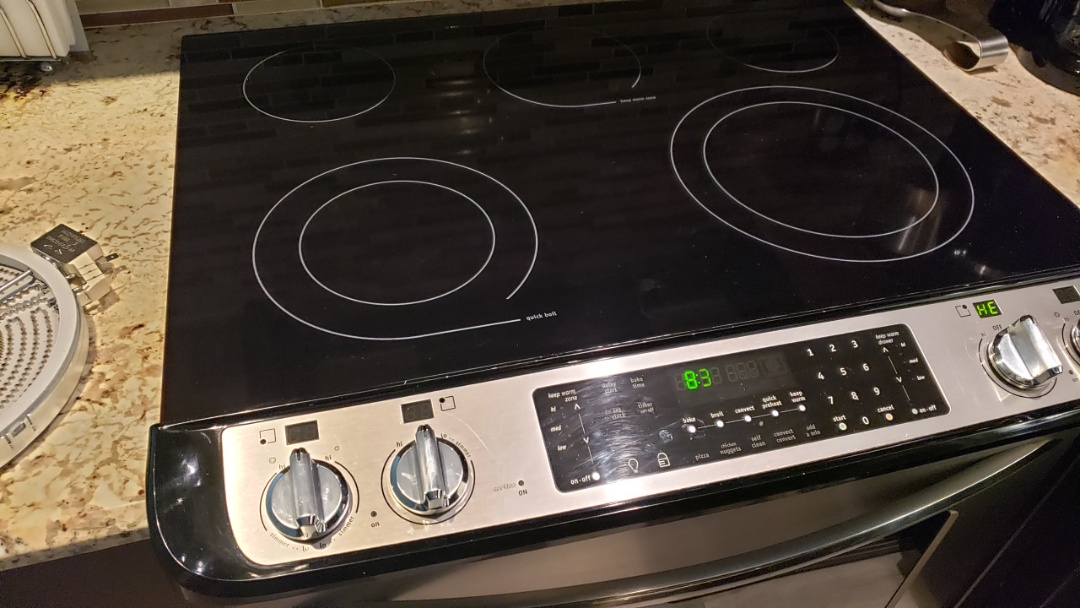 Lake Worth, FL - SAMSUNG OVEN REPAIRED