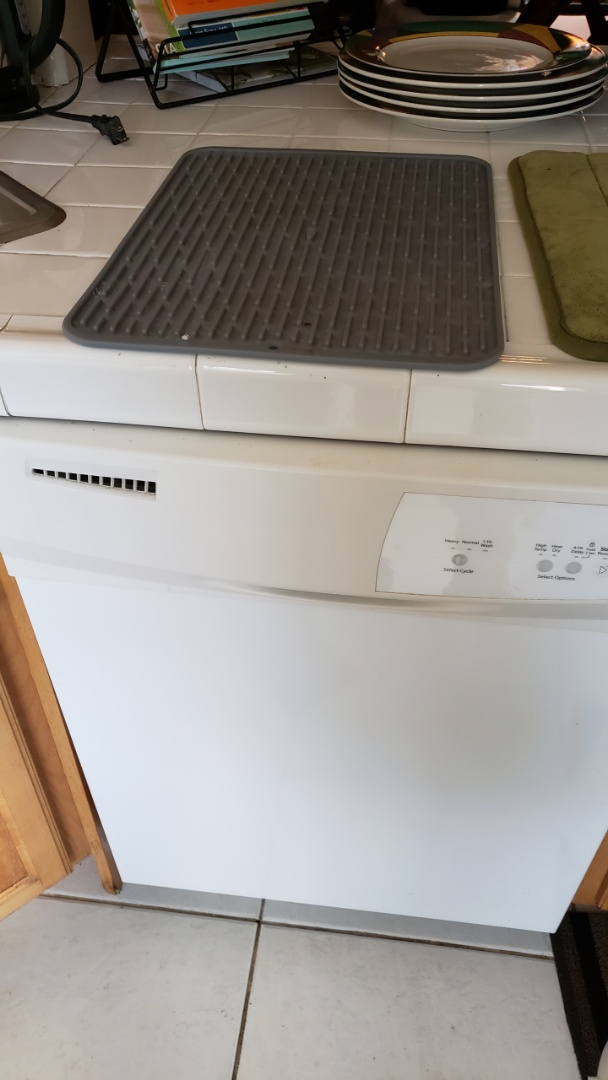 WHIRLPOOL DISHWASHER REPAIRED