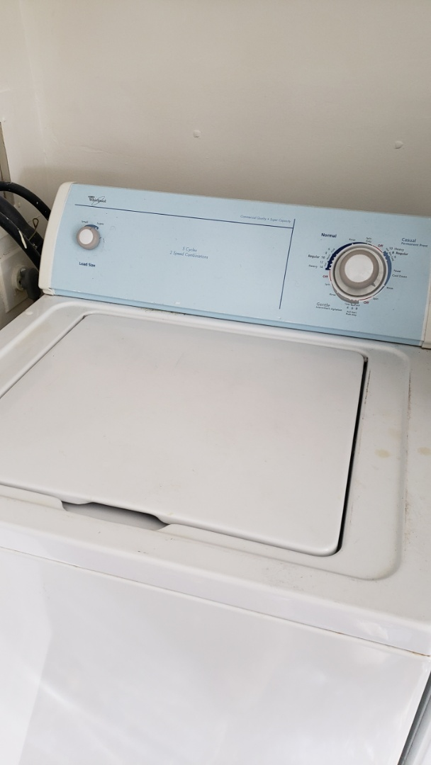 GE WASHER REPAIRED