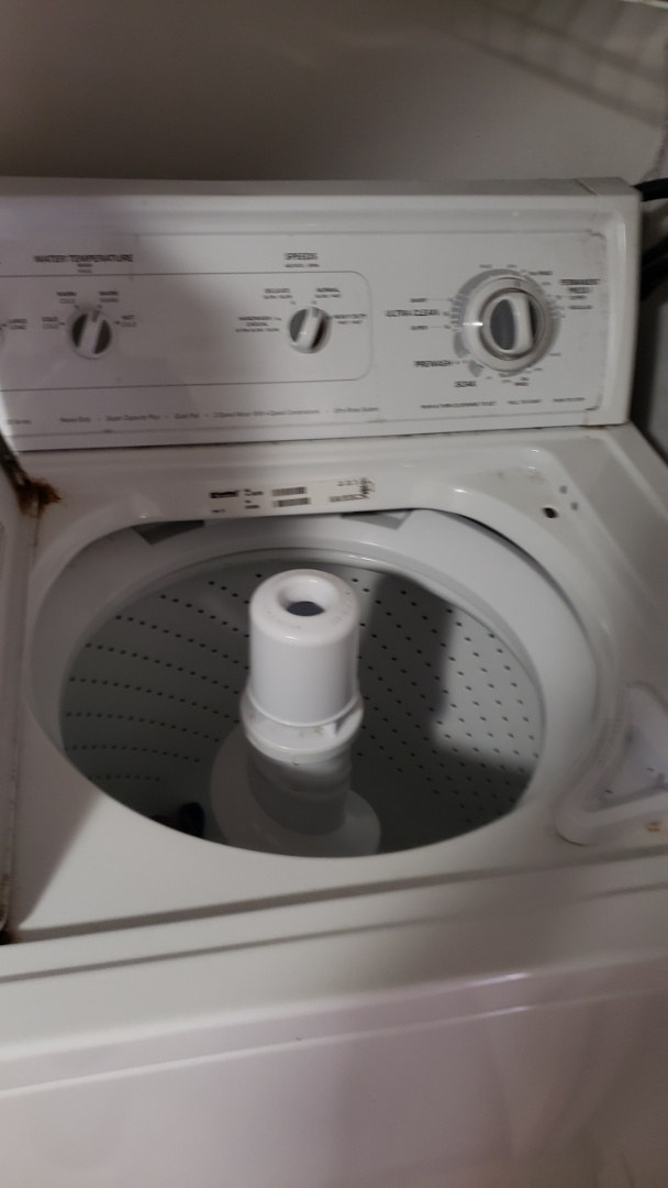 Boca Raton, FL - KENMORE WASHER REPAIRED