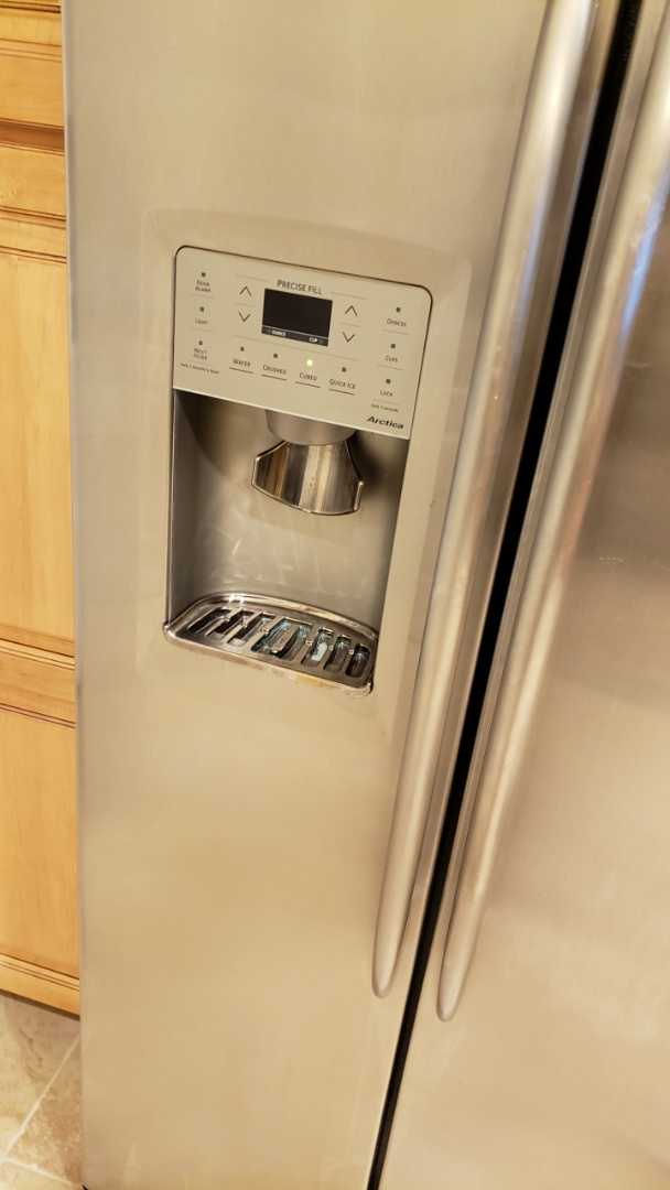 WHIRLPOOL REFRIGERATOR REPAIRED