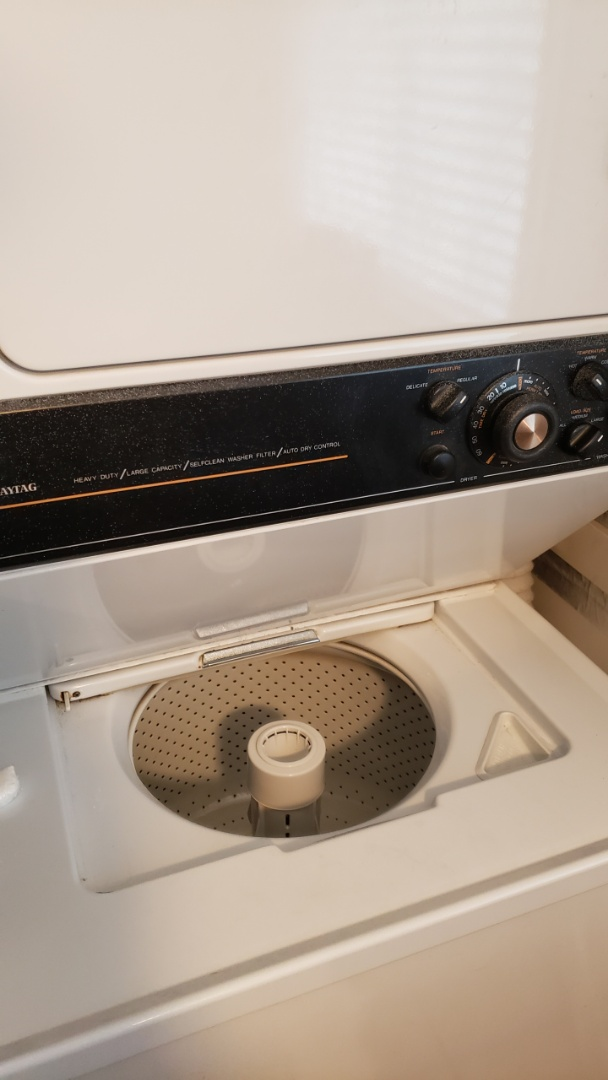 MAYTAG WASHER REPAIRED