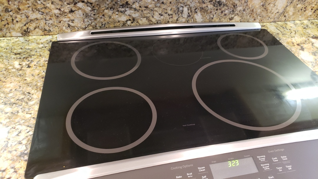 GE OVEN REPAIRED