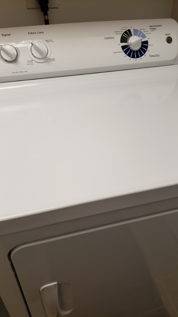WHIRLPOOL DRYER REPAIRED