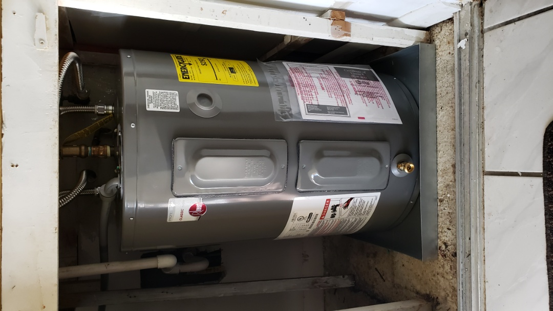Water heater needed?? Call Pride 954 977 7433 (insurance, license, professional installation www.prideac.com