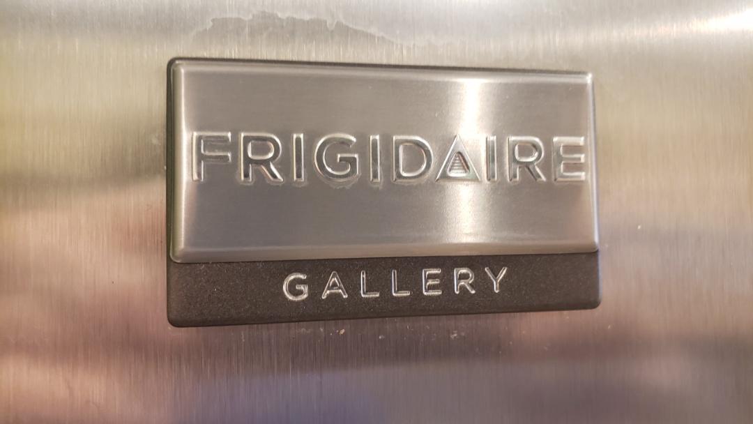 FRIGIDAIRE REFRIGERATOR REPAIRED