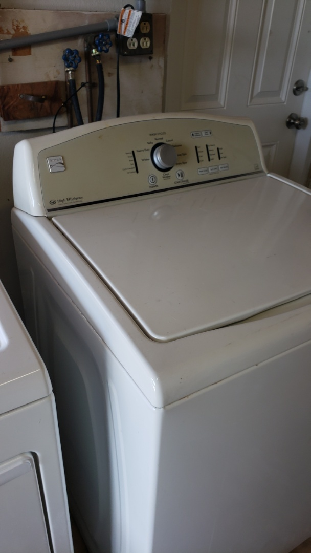 Boynton Beach, FL - GE WASHER REPAIRED
