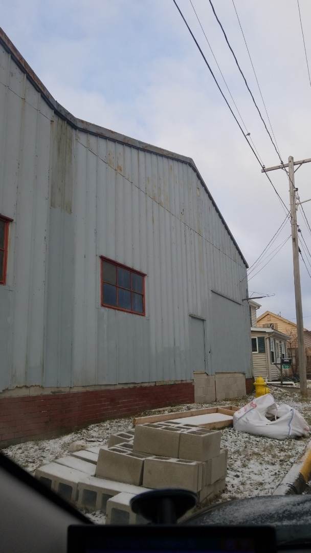 Wadsworth, OH - new metal siding.
