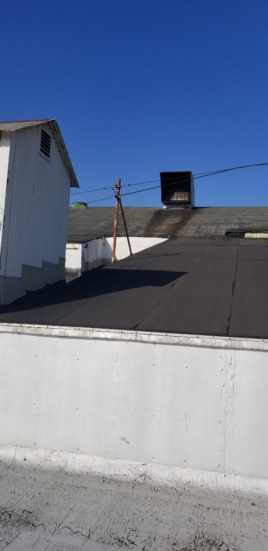 North Ridgeville, OH - new commercial metal roof