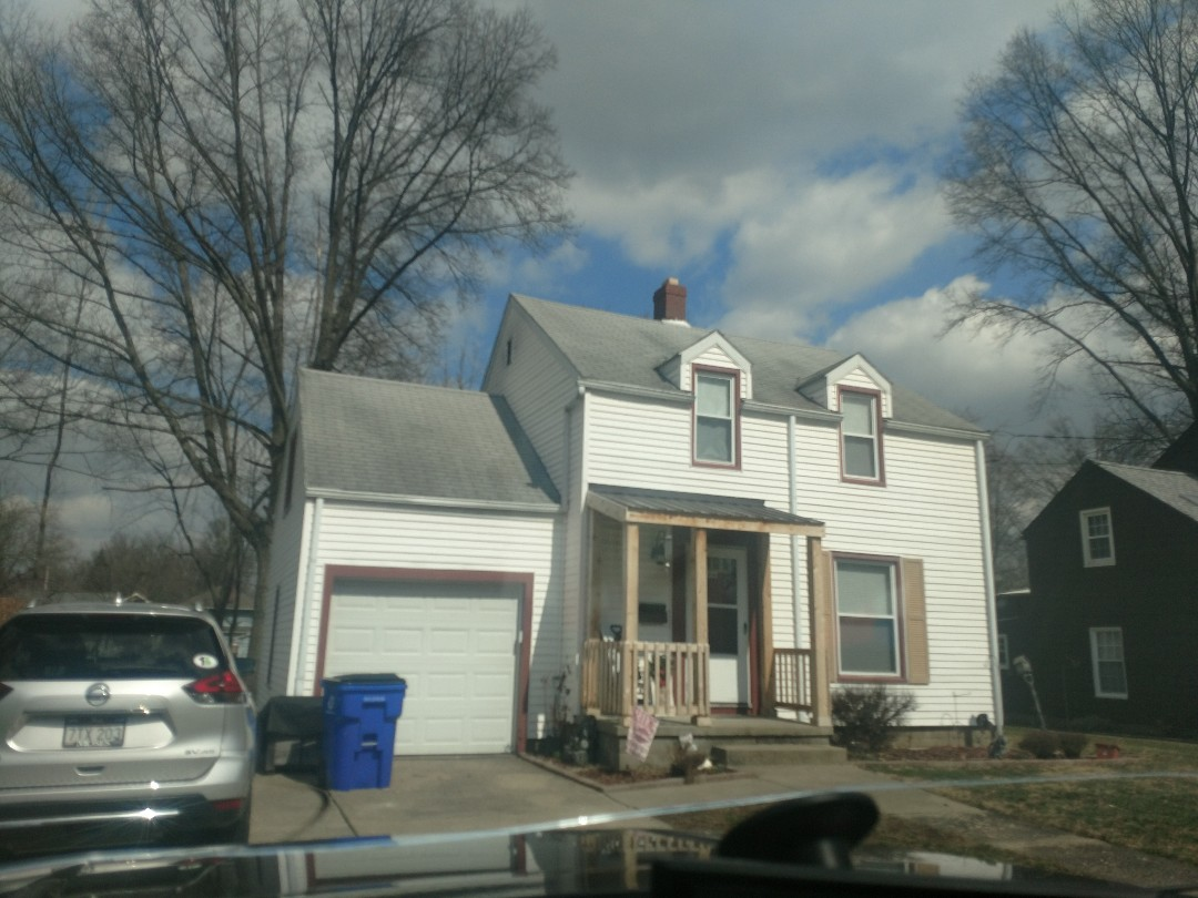 Akron, OH - Pulling measurements for new vinyl siding