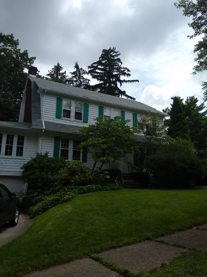Akron, OH - New shingle roof