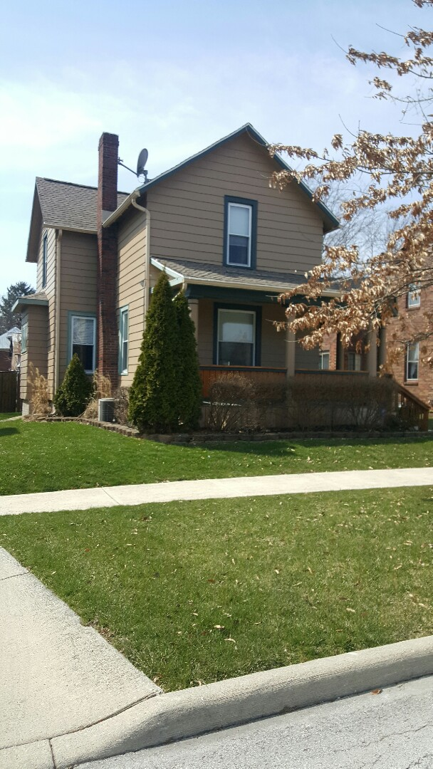 Bucyrus, OH - Measuring up siding