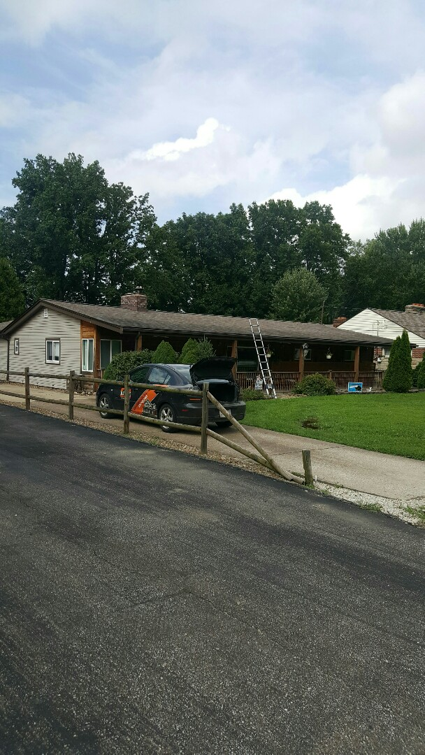North Ridgeville, OH - new metal roof estimate
