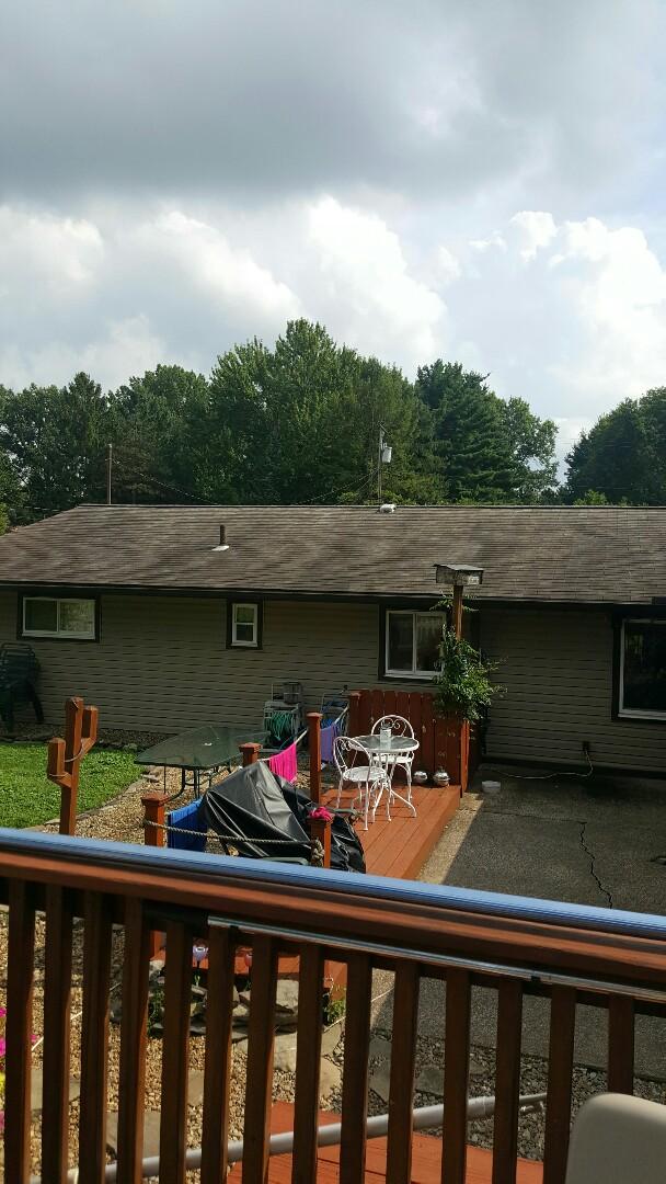 North Ridgeville, OH - new metal roof