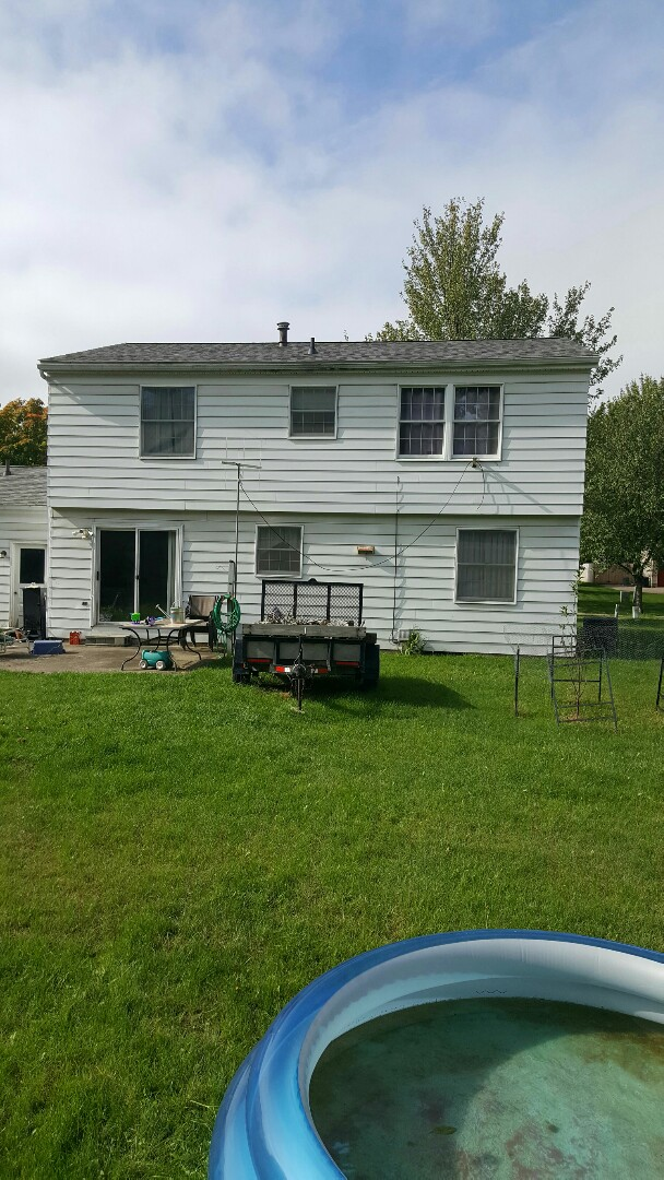 Medina, OH - new windows and siding