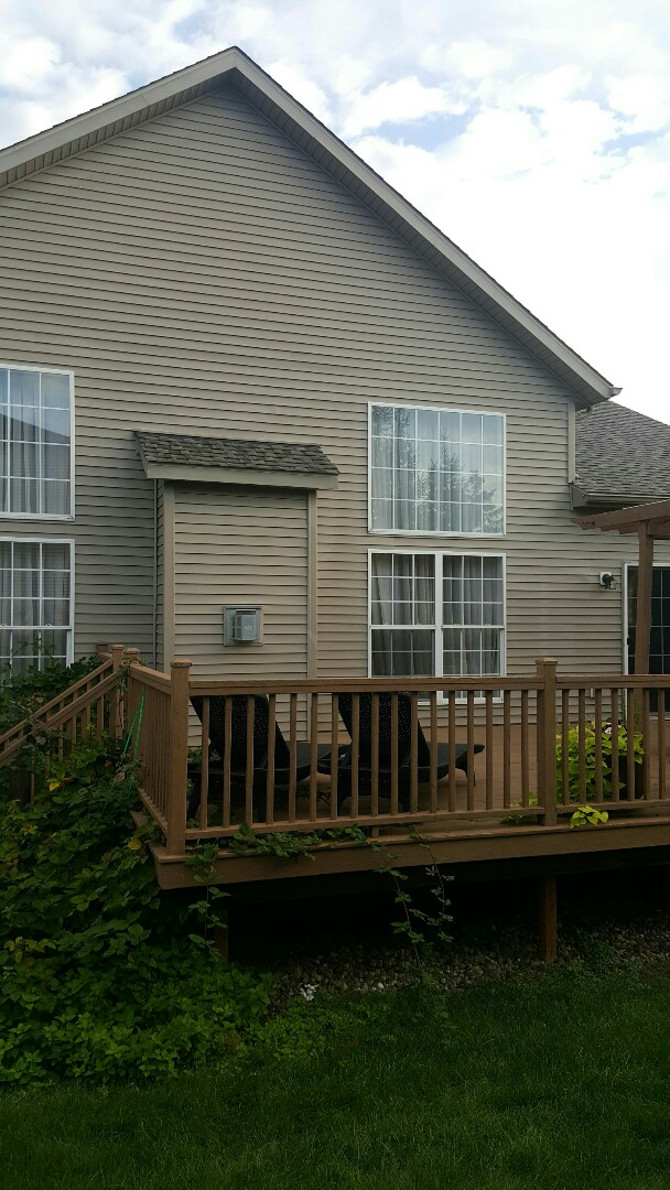 Broadview Heights, OH - new siding