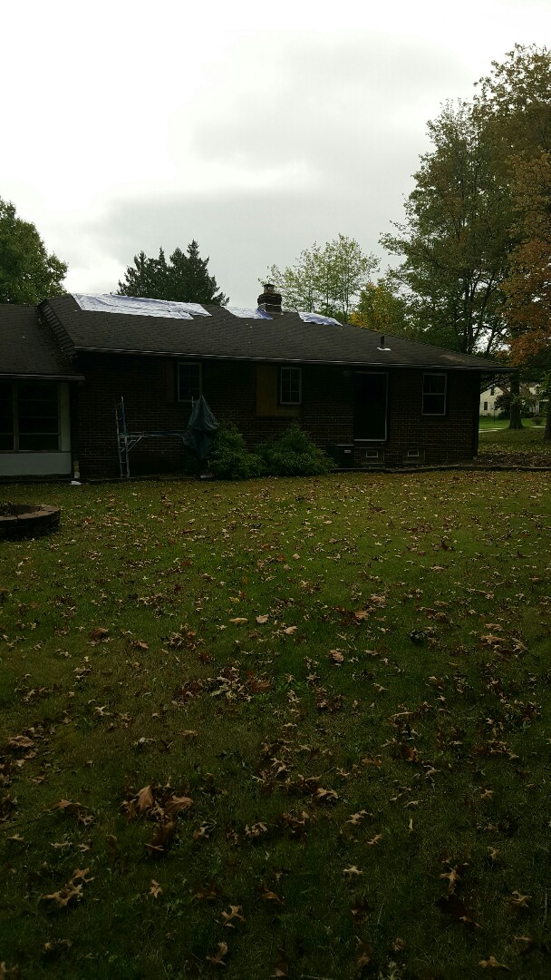 Independence, OH - new shingle metal roof estimate